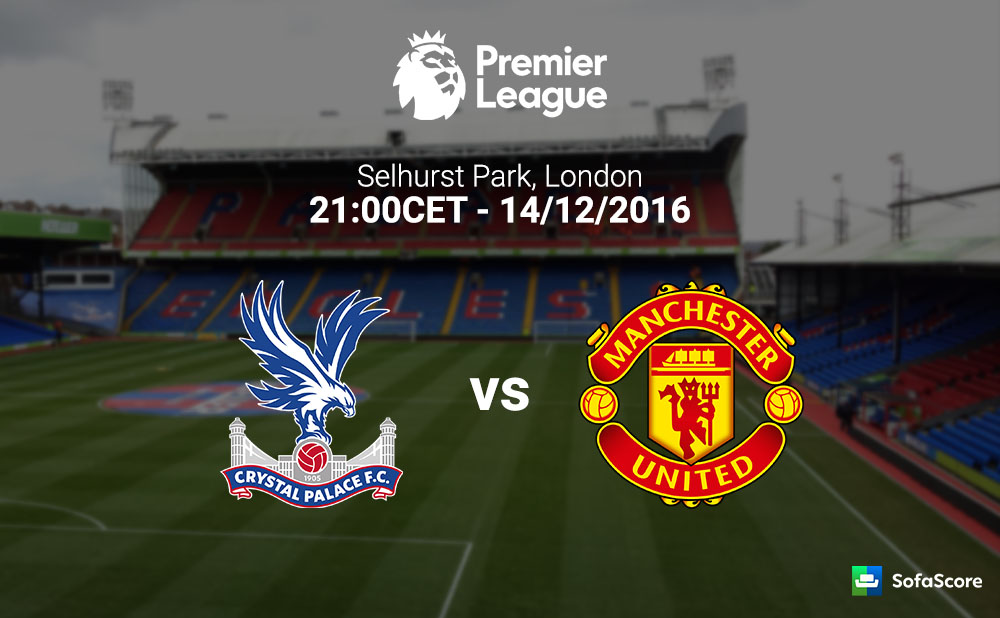 Crystal Palace vs Manchester United: Match preview and ...