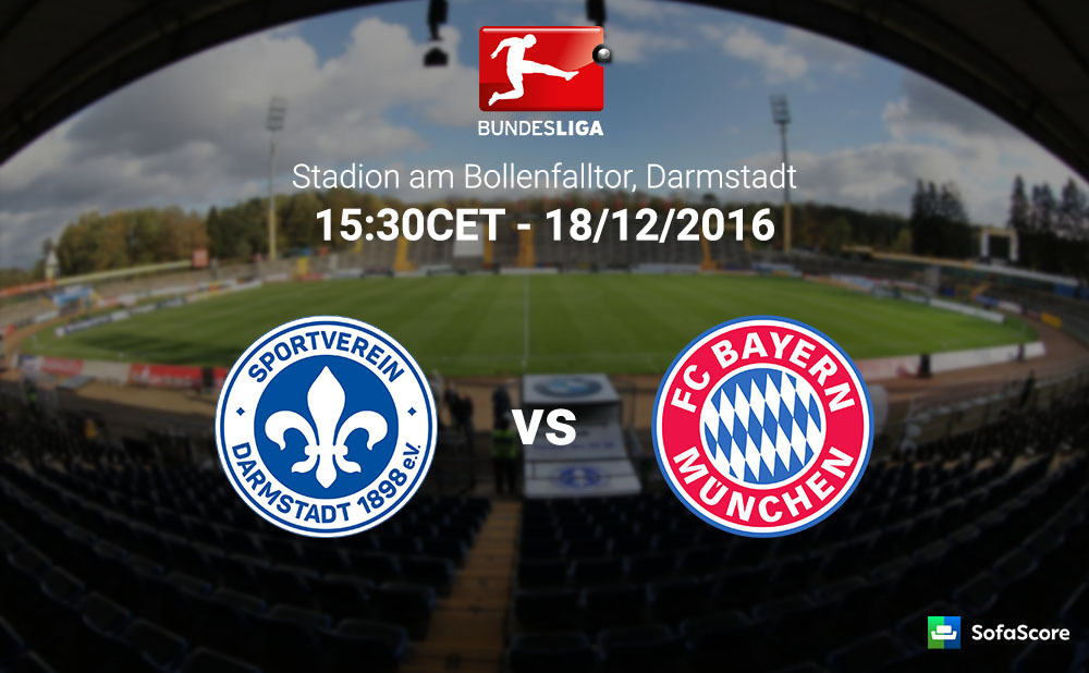 Darmstadt 98 vs Bayern M252nchen Match preview and  : Darmstadt 98 vs Bayern from www.sofascore.com size 1000 x 618 jpeg 139kB