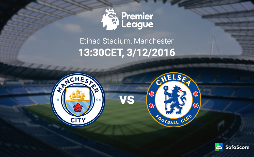 Manchester City Vs Chelsea: Match Preview, Team News And