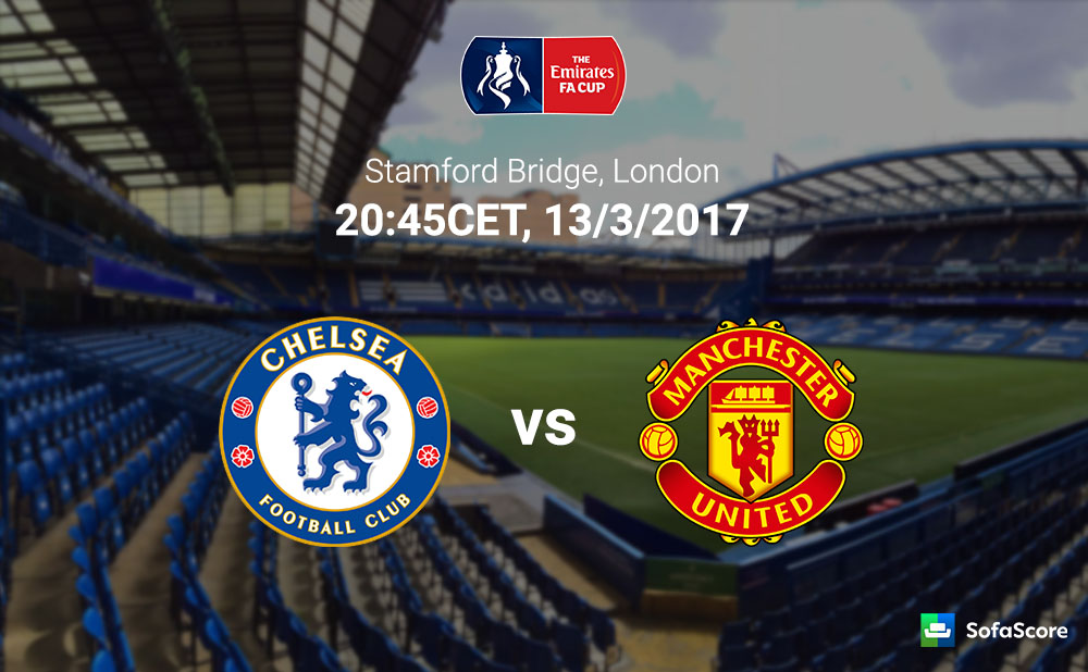 Chelsea vs Manchester United - Match preview, team news & lineups - SofaScore News