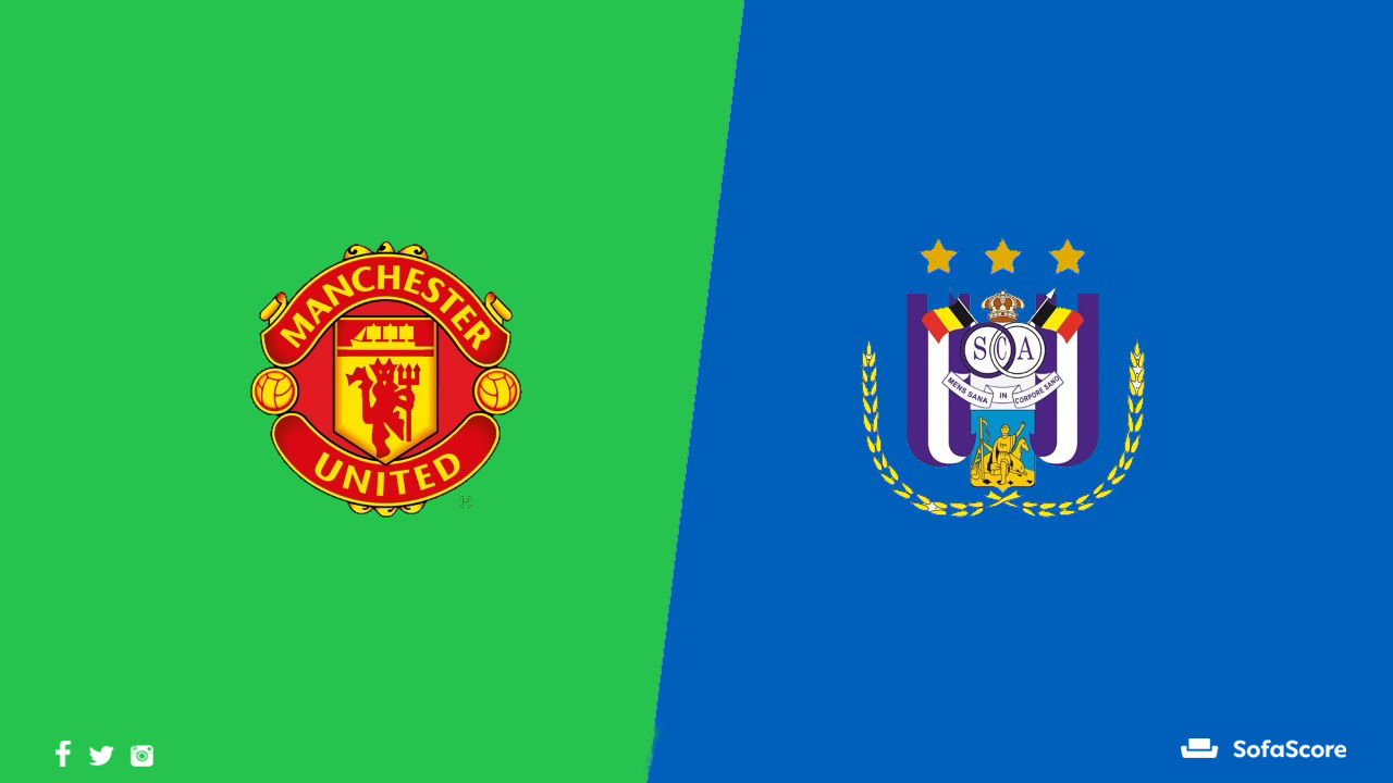 Manchester United vs RSC Anderlecht: Match preview and prediction