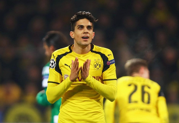 Marc Bartra: Borussia Dortmund defender released from hospital
