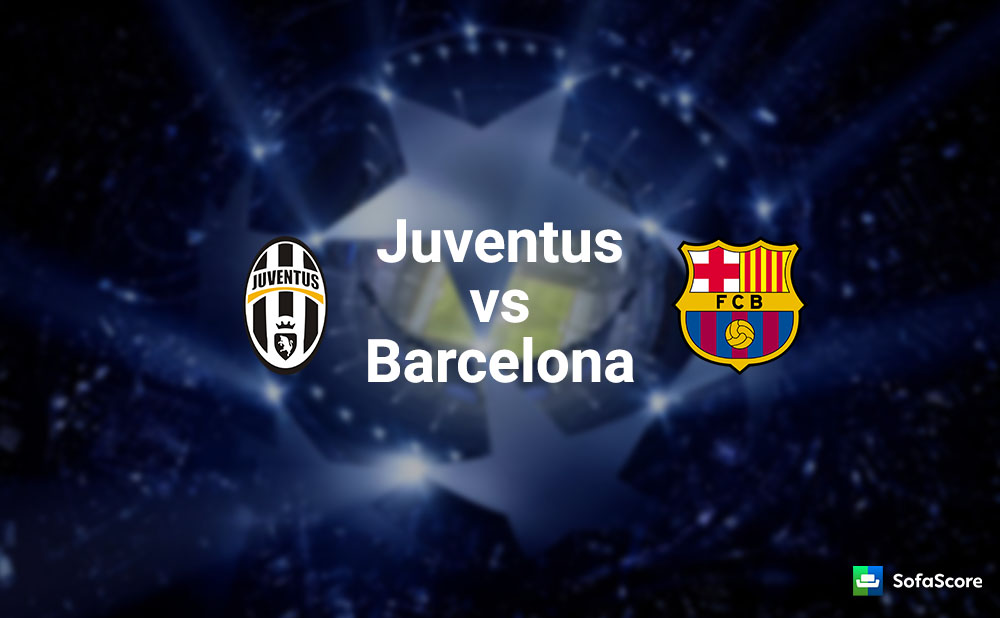 Juventus Vs Barcelona Match Preview Team News Lineups Sofascore News