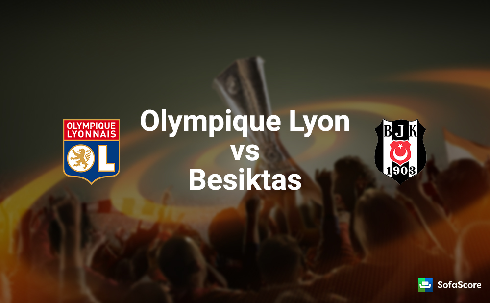 Lyon, Besiktas kickoff delayed after crowd trouble