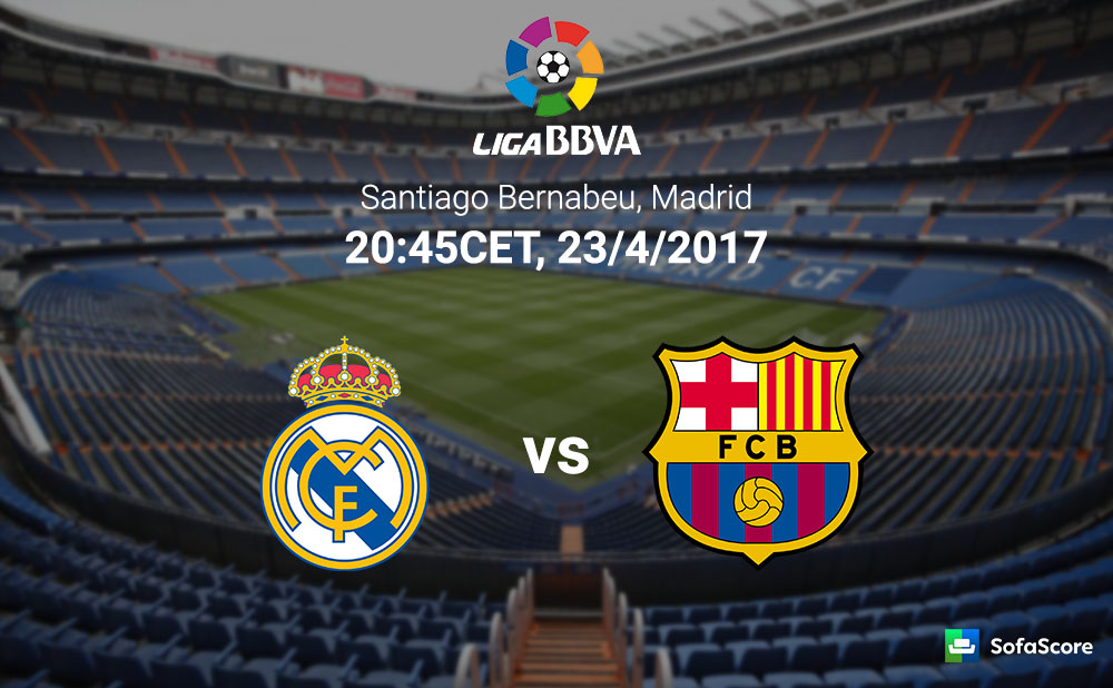next match real madrid vs barcelona