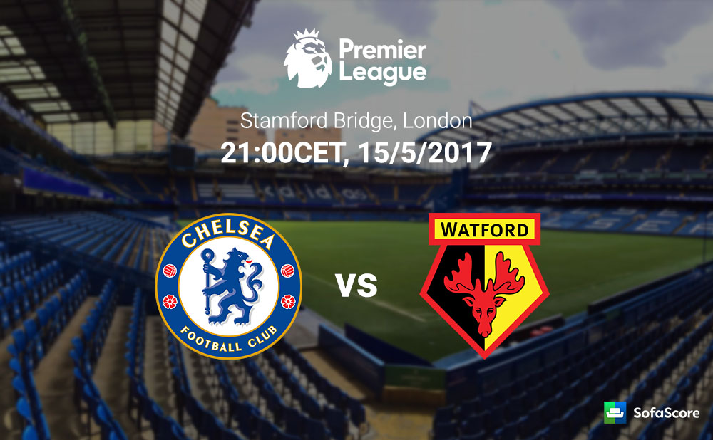 Chelsea Vs Watford: Match Preview, Team News & Lineups