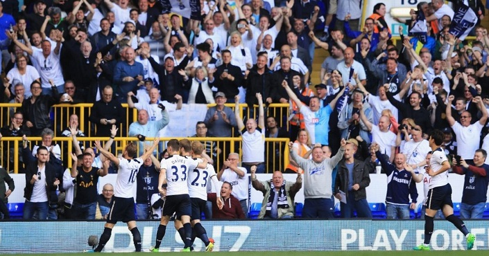 Tottenham Player Ratings: final win at White Hart Lane