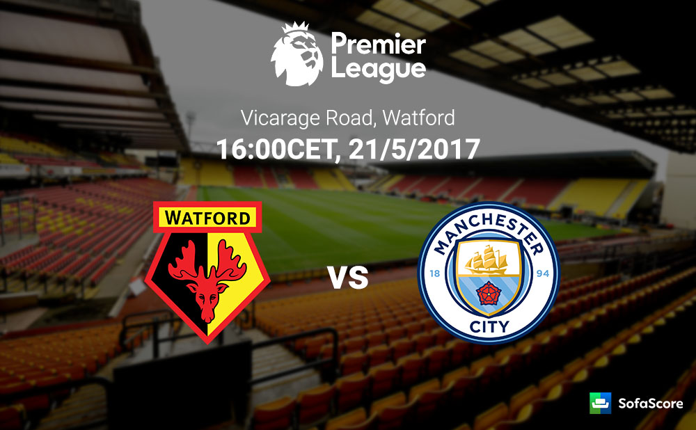 Image Result For Man City Vs Watford Match Preview