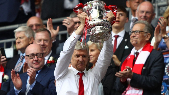 Arsenal wins FA Cup for a record 13 times