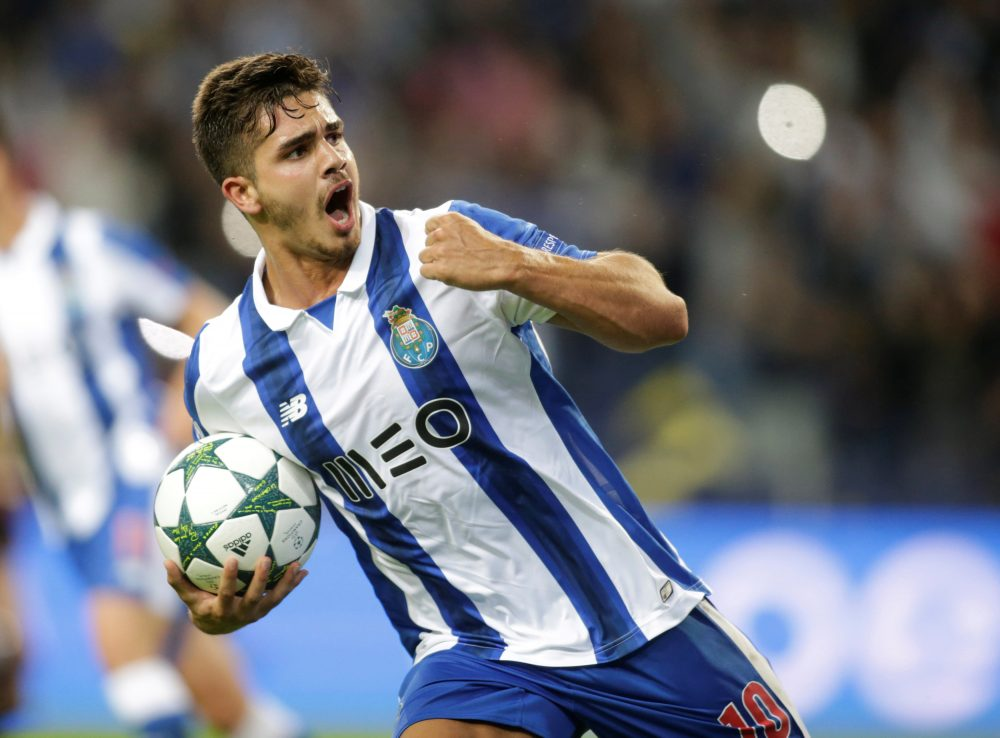 AC Milan sign Porto striker Andre Silva