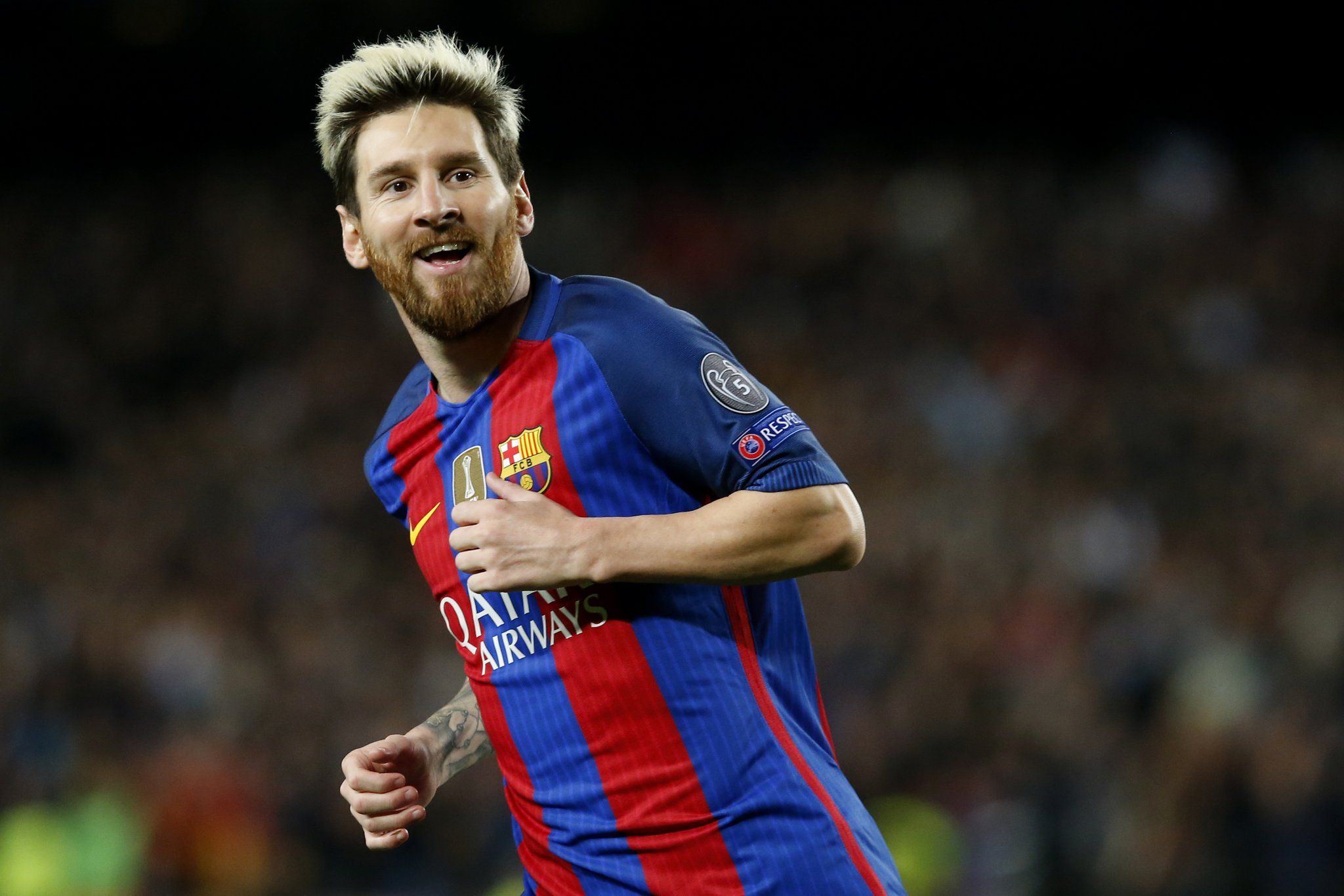 Lionel Messi agreea terms over new Barcelona deal