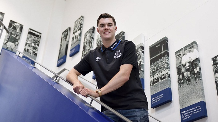 Everton acquires defender Michael Keane from Burnley