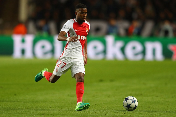 Thomas Lemar speaks out over future: For the moment I'm a Monegasque