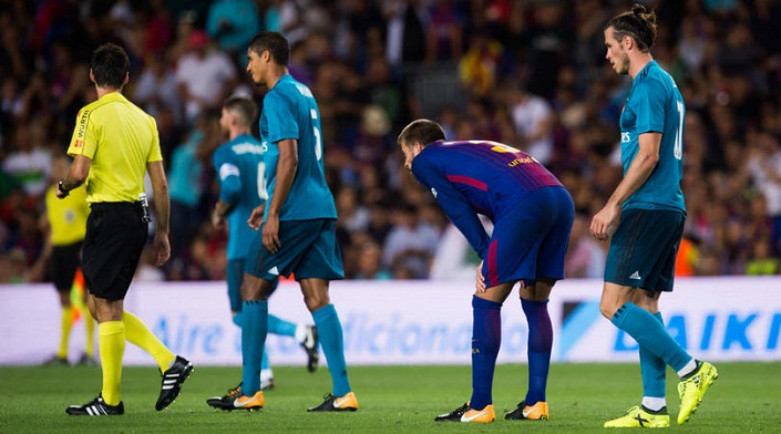 #ElClassico: Ronaldo sees red as Real Madrid defeat Barcelona
