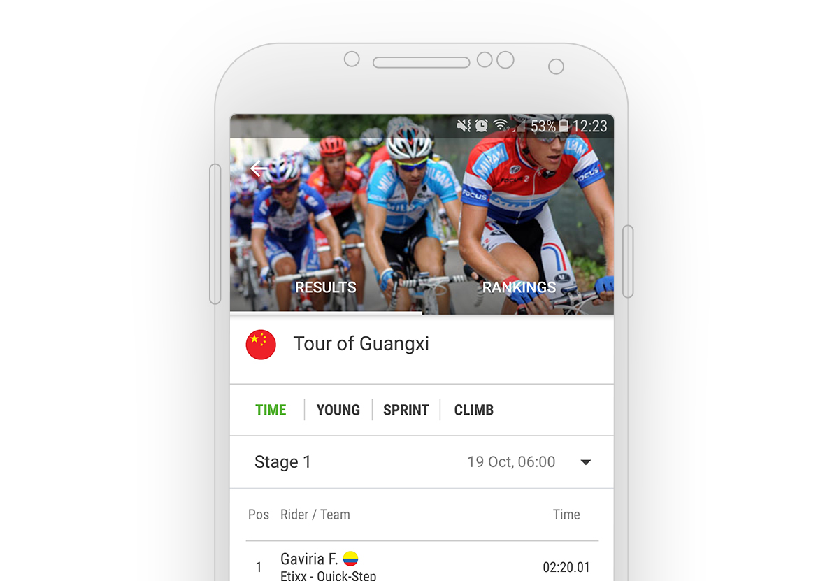 SofaScore is adding cycling, beach volleyball and table ...